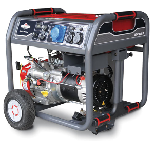 Briggs & Stratton ELITE 8500EА Home генератор