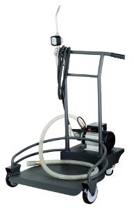 Lubeworks Комплект передвижной для маслораздачи, электрический 220 V (арт: 10300901)