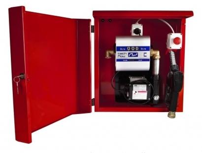 Мини АЗС для дизтоплива Adam Pumps Armadillo 60-230